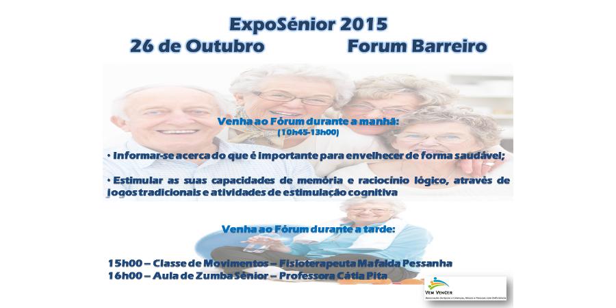 ExpoSénior 2015 - Noticia
