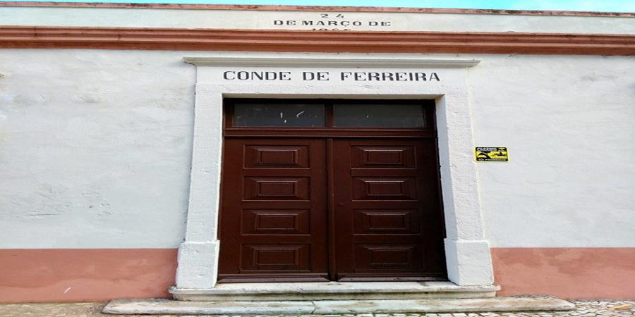 Comissão de Acompanhamento do Projeto Escola Conde Ferreira - Noticia