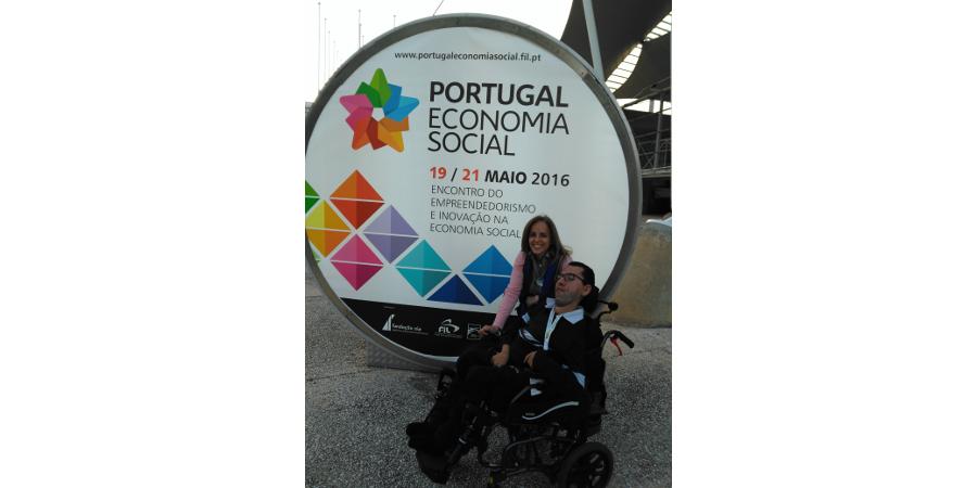 Feira Portugal Economia Social - Noticia