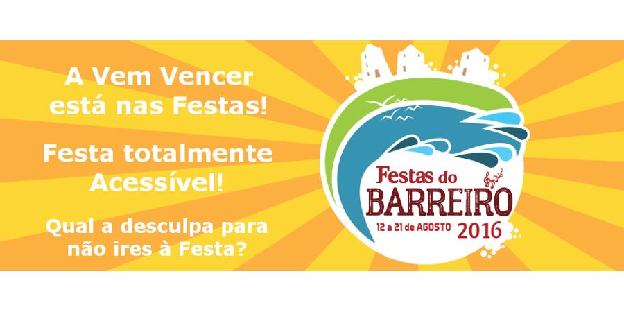 Festas do Barreiro 2016 - Noticia